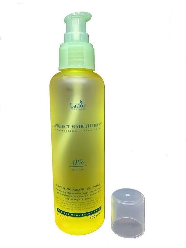 Сыворотка для волос с протеинами шелка и аргановым маслом La'dor Eco Perfect Hair Therapy