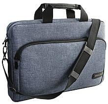 Сумка для ноутбука Grand-X SB-139J Grey