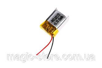Аккумулятор Li-Pol 65mAh 1S 3.7V VolantexRC (V-1S65)