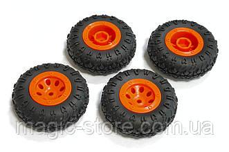 Колеса 4шт (запчасть для краулера WL Toys 24438)