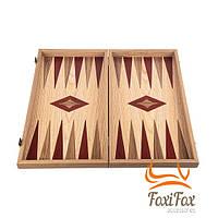 Нарды деревянные ручной работы Manopoulos 48 см