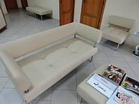 Мягкие диванчки для банка, офиса