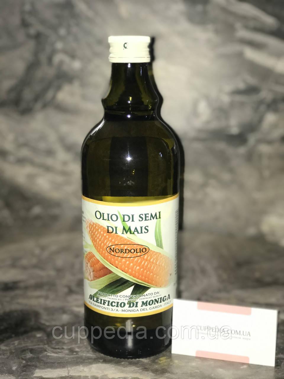 Кукурузное масло Oleificio di Moniga 1л