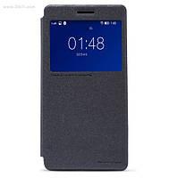 Чехол Nillkin Sparkle Leather Case для Lenovo A7000 (K3 Note) Dark Grey