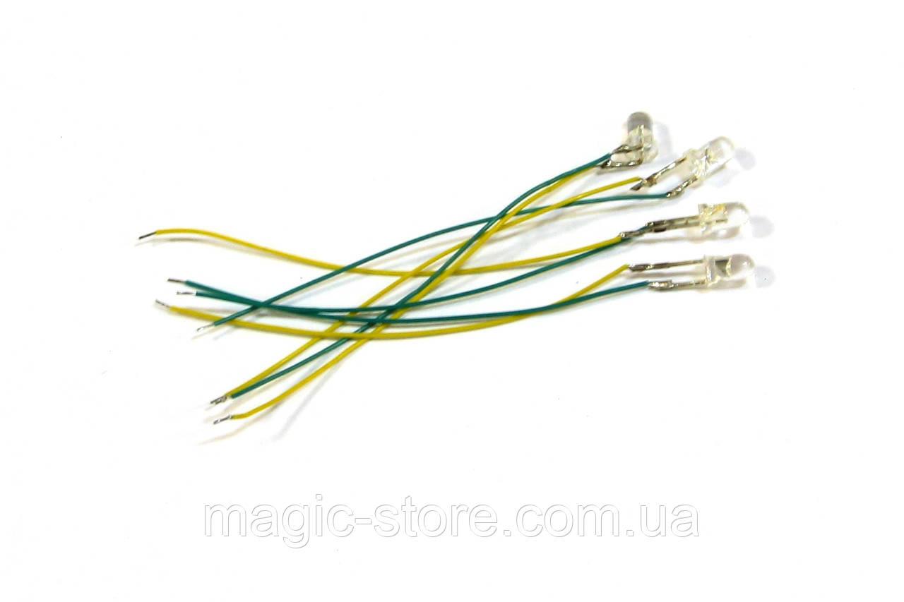 Светодиоды Helicute H825 комплект 4шт