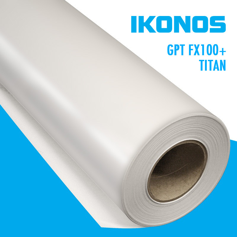 Пленка IKONOS Profiflex PRO GPT FX 100+ TITAN  1,37х50м