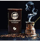 Турецкий кофе молотый Mandabatmaz 500 г
