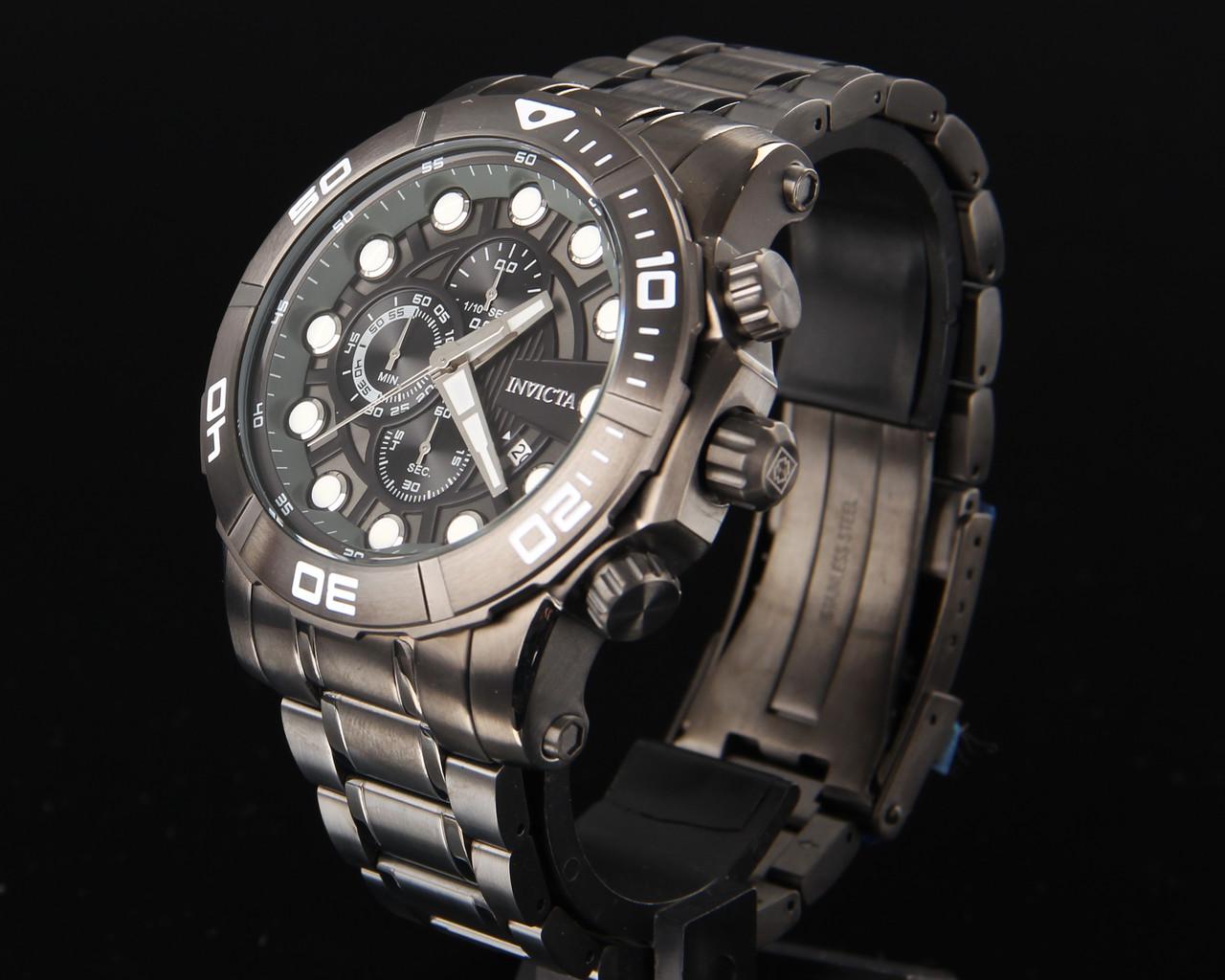 Мужские часы Invicta 28268 Sea Hunter Chronograph
