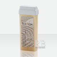 Воск для депиляции в кассете ItalWax Оксид цинка (с эфирным маслом) 100 мл