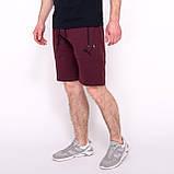 Чоловічі трикотажні шорти PUMA, кольору хакі., фото 4
