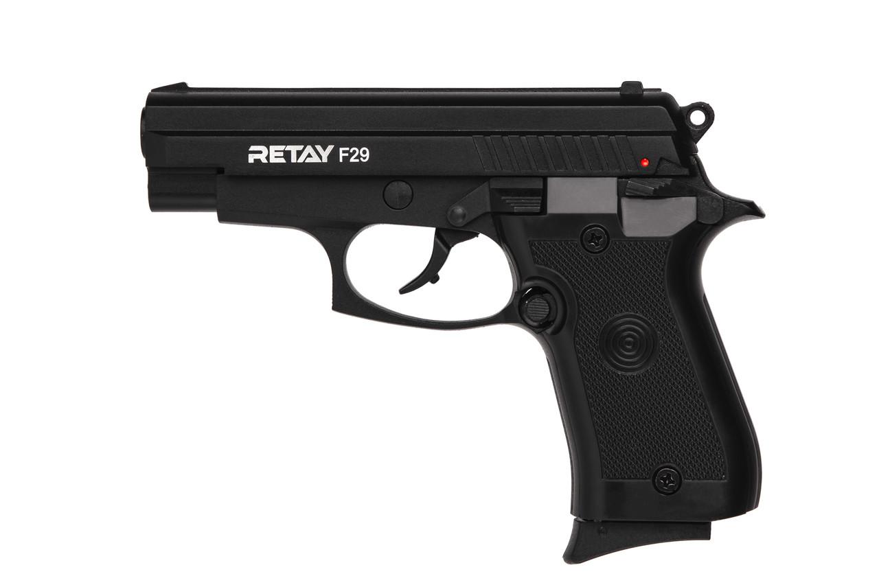 Пистолет сигнальный Retay F29 black