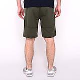 Чоловічі трикотажні шорти PUMA, кольору хакі., фото 3