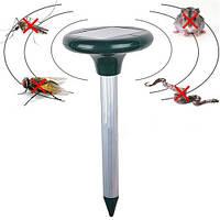 Отпугиватель грызунов на солнечной батарее Solar Rodent Repeller, Отпугиватели грызунов и насекомых