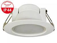 Влагостойкий встраиваемый светильник Bioledex DEKTO LED 10Вт Ø12см IP44 с нейтральным светом