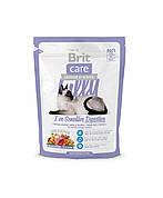 Brit Care Lilly I have Sensitive Digestion корм для кошек с чувствительным пищеварением, 400 г