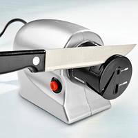 Электрическая точилка универсальная Sharpener electric, точилка для ножей, Безопасная точилка для ножей,