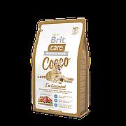 Brit Care Cocco I am Gourmand корм для привередливых кошек, 2 кг