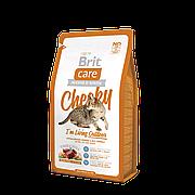 Brit Care Cheeky I am Living Outdoor корм для кошек, выходящих на улицу, 7 кг