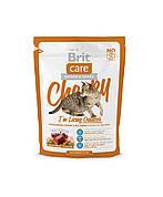 Brit Care Cheeky I am Living Outdoor корм для кошек, выходящих на улицу, 400 г