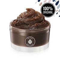 Маска-скраб для лица с черным сахаром и медом NEOGEN Dermalogy Real Polish Honey & Sugar, 100 мл
