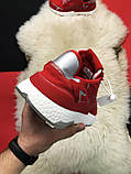 🔥 РЕФЛЕКТИВ 🔥 Кроссовки Nite Jogger Red White Найк Джоггер Красный🔥 Найк мужские кроссовки 🔥, фото 4
