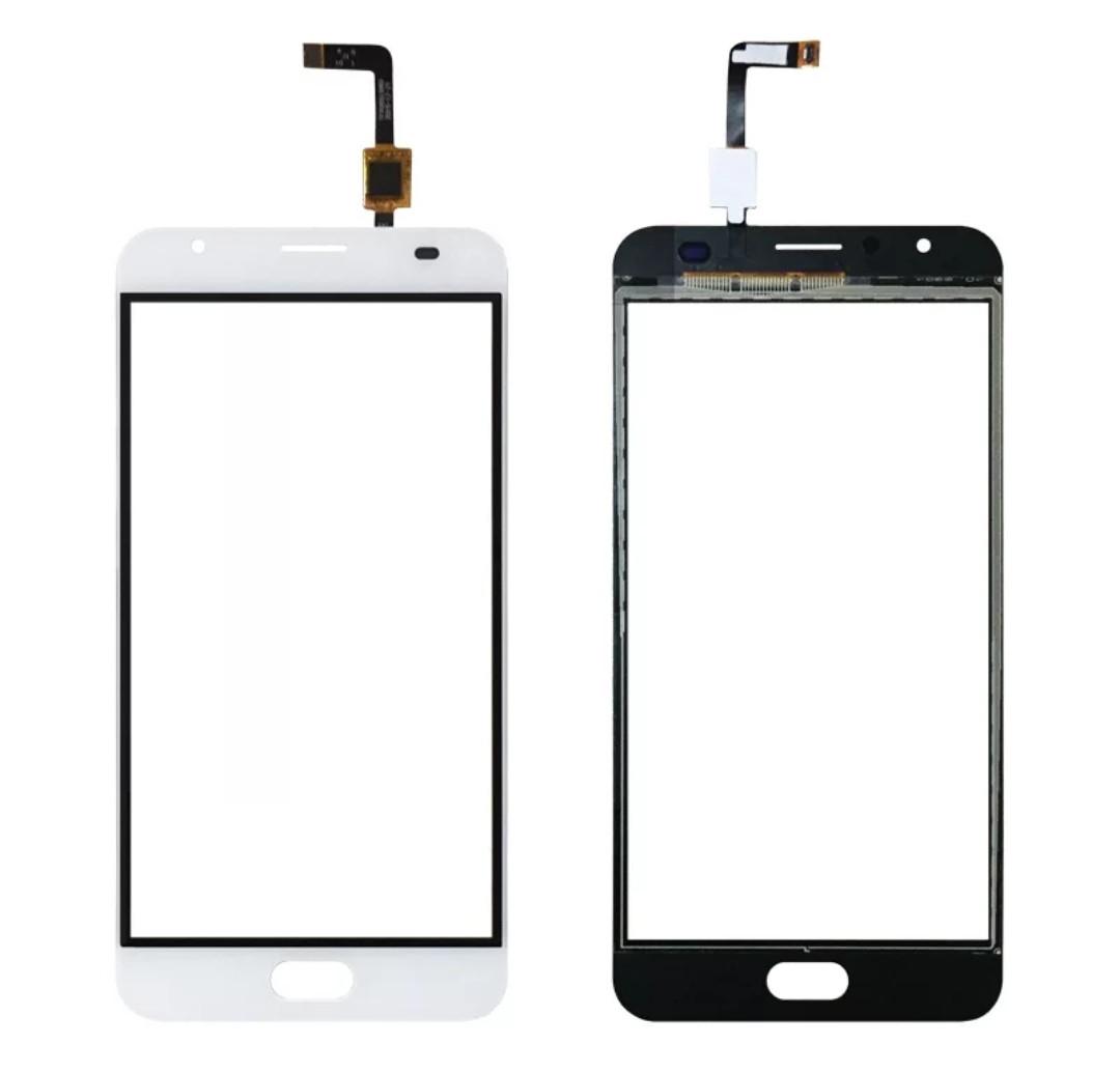 Touchscreen (сенсор) для Ulefone Power 2 Білий