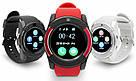 Сенсорные Smart Watch V8 смарт часы умные часы КРАСНЫЕ ave, фото 9
