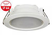 Влагостойкий встраиваемый светильник Bioledex DEKTO LED 15Вт Ø15см IP44 с нейтральным светом