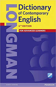 Longman Dictionary of Contemporary English 6th edition paper + Online Access