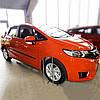 Молдинги на двері для Honda Jazz / Fit (GK) Mk3 2015-2020