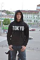Спортивная кофта с капюшоном. Мужская летняя толстовка TOKYO