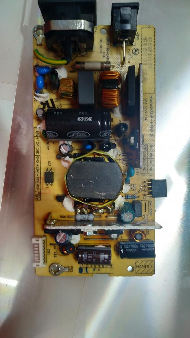Блок питания EADP-64BF B (VP2030B VP2130B) для телевизора ViewSonic VP2030b