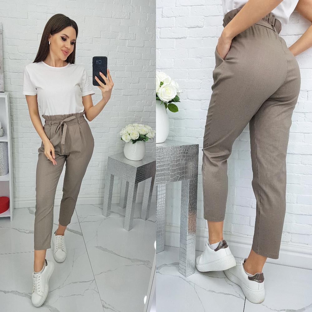 Женские брюки летние,женские брюки