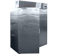 Морозильный шкаф TORINO Н-1200Г  РОСС (холодильный) (нерж)