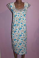 Женская ночная рубашка из бамбука, фото 1