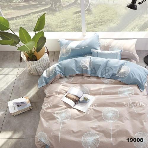 Двуспальный Комплект постельного белья Viluta Ранфорс 19008