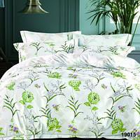 Двуспальный Комплект постельного белья Viluta Ранфорс 19015