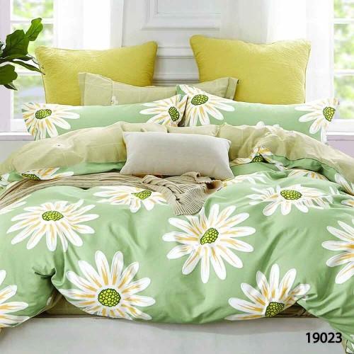 Двуспальный Комплект постельного белья Viluta Ранфорс 19023