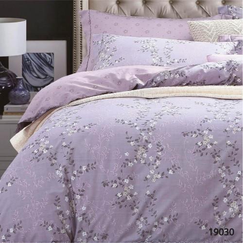 Двуспальный Комплект постельного белья Viluta Ранфорс 19030
