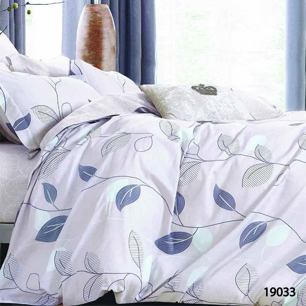 Двуспальный Комплект постельного белья Viluta Ранфорс 19033