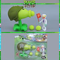 Игрушка Растения против зомби Пулеметчик Фирменная упаковка Plants vs zombies, фото 1