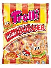 Желейные конфеты Trolli Mini Burger  , 50 шт х 10 гр