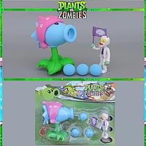 Іграшка Рослини проти зомбі Морозний кулеметник Фірмова упаковка Plants vs zombies
