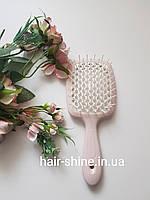 Расческа для волос Janeke Superbrush With Soft Moulded Tips