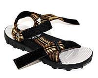 Легкие сандалии для мальчика с текстильным верхом, фото 1