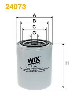 Фильтр масляный WIX 24073
