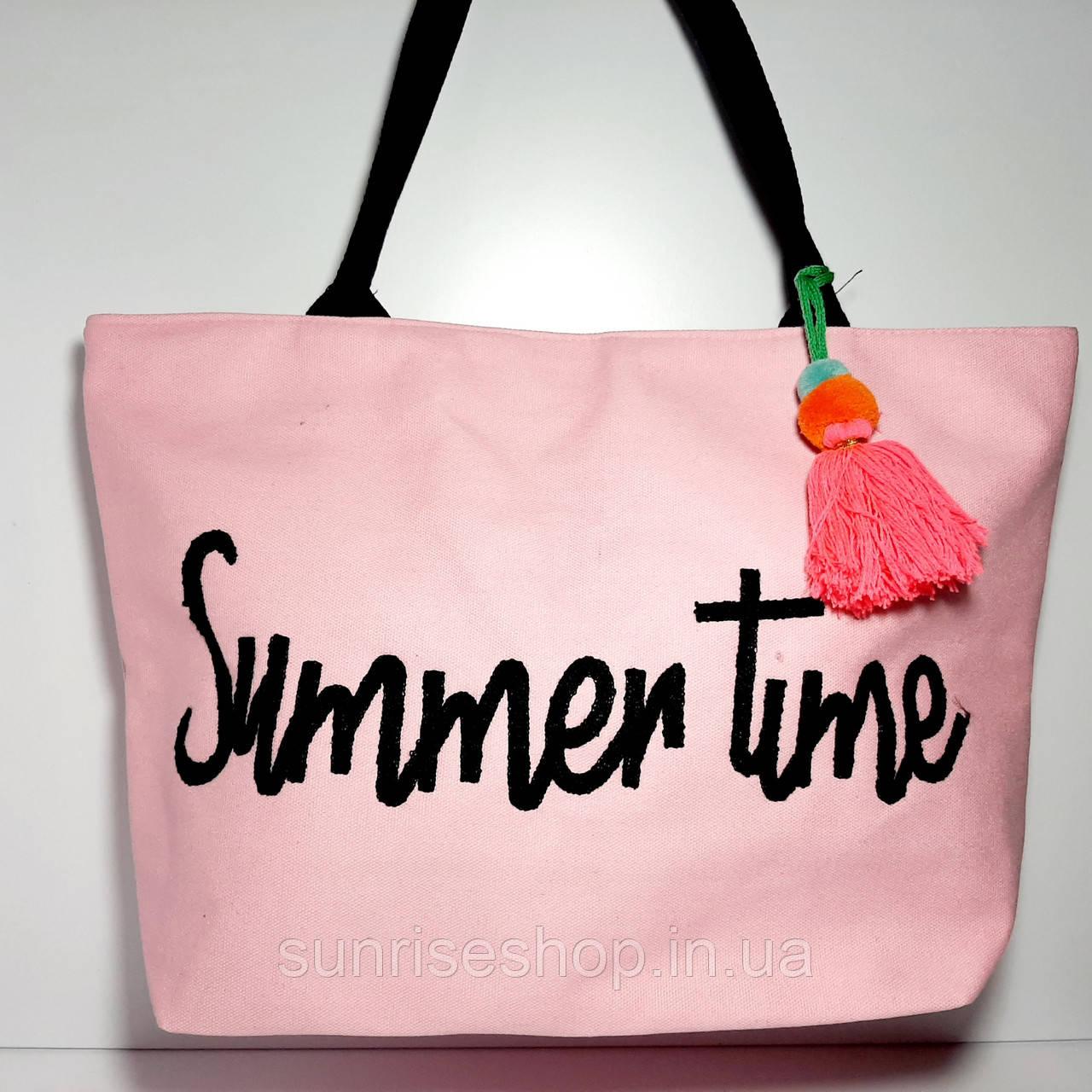 Пляжна сумка текстильна опт і роздріб