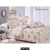 Комплект постельного белья Букет роз, TAG-130c