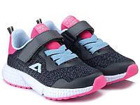 Качественные кроссовки для девочки american club 36 размер - 23,2 см, фото 1