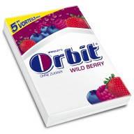 Жевательные резинки Wrigleys Orbit Wild Berry